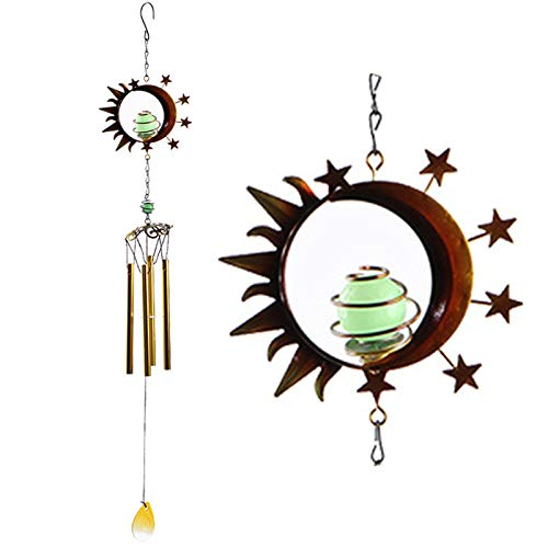 Wind Chimes Outdoor/Memorial Wind Chimes-Aluminum Chime, Great as a Quality Gift or to Keep for Your own Patio, Porch, Garden, or Backyard