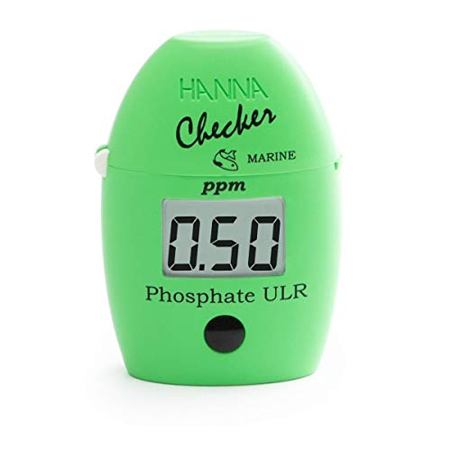 Marine Phosphate Ultra Low Range Colorimeter – Checker HI774