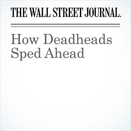 How Deadheads Sped Ahead copertina