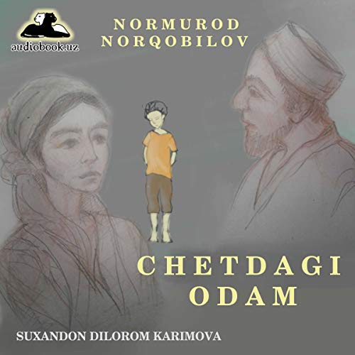 Chetdagi odam [The Man on the Edge] cover art