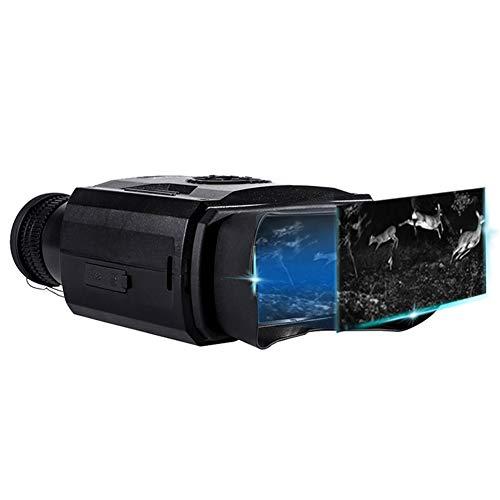 FJYDM Nachtsichtgerät, 3,5-Zoll-Bildschirm Hochauflösendes Nachtsichtfernglas Bild- Und Videoaufzeichnung 500 M Für Nachtsuchpatrouille