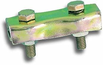 Chapuis VCS3 Lot de 2 Cosse-c/œur acier zingue pour C/âble Diam/ètre 9 mm
