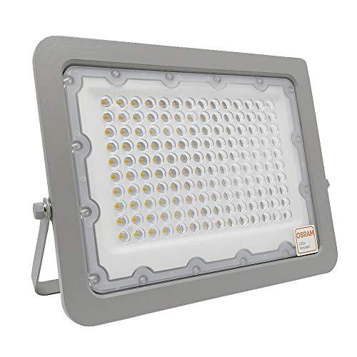 Foco LED Exterior OSRAM 30W 50W 100W 150W 200W, IP65 Luz Blanca...