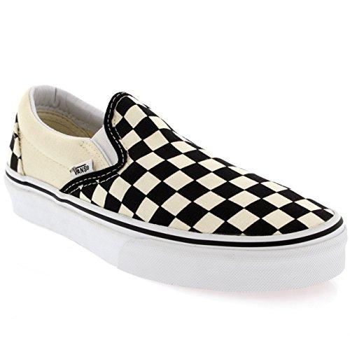 Vans Unisex Slip-On True Color Blanco vn000eyew00Skate Zapatos