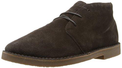 Armani Jeans 935056CC510, Zapatos de Cordones Derby Hombre, Braun 04552 After Dark-Cepillo...