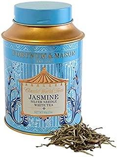 FORTNUM & MASON, London - Jasmine Silver Needle - 1.7oz / 50gr Loose Leaf Tin FORTNUM & MASON, London - Jasmine Silver Needle - 1.7oz/50gr Loose Leaf Tin