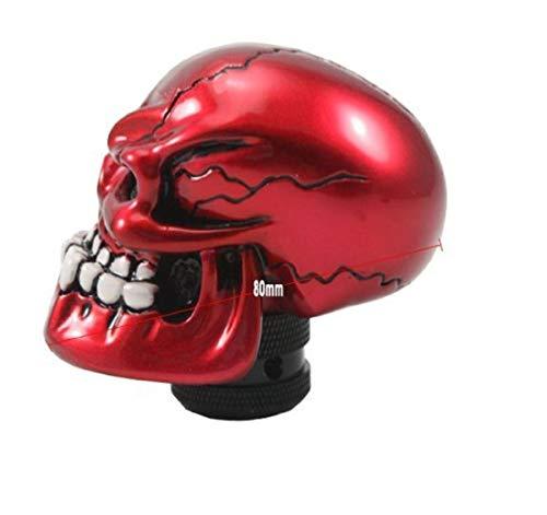 Universal Manual Gear bâton Maj Shifter pommeau de levier (Rouge)