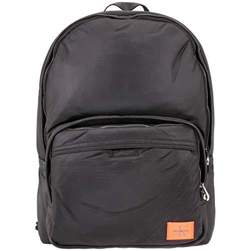 Calvin Klein Campus Men's Large Black Canvas Casual Backpack 29750325-BLK