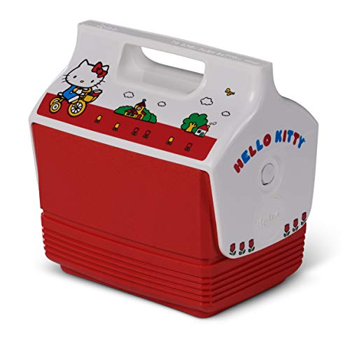 Igloo Limited Edition Hello Kitty Classic Playmate Mini 4 Qt Cooler