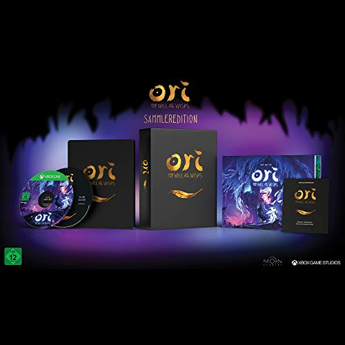 Ori and the Will of the Wisps - Collector's Edition - Xbox One [Importación alemana]