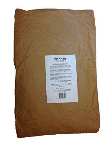 Cup4Cup Gluten-Free Flour, Bulk, 25 Pound