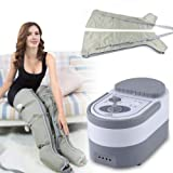 Foot and Leg Massager for Circulation and Relaxation Treat Primary /Secondary Lymphedema Air Compression Massage Machine