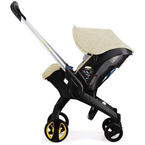 Cochecito De Bebé Cuatro En Uno Asiento De Seguridad Multifuncional Coche Coche Ligero Ligero Plegable Cochecito De Dos Vías,D