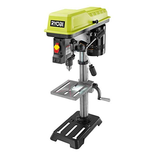 Buy Discount Ryobi DP103L 10 in. Drill Press Green