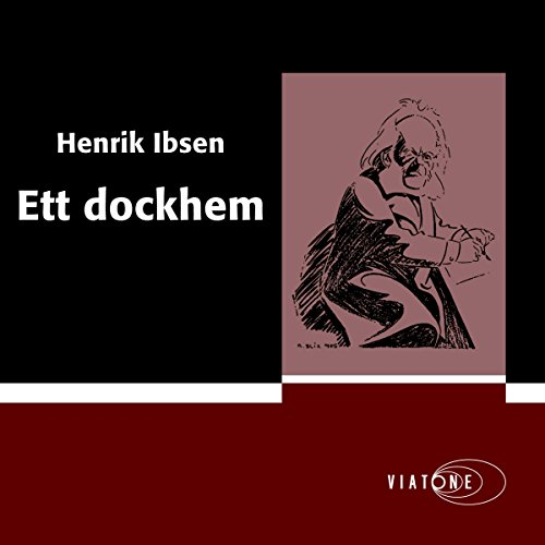 Ett dockhem [A Doll's House] cover art