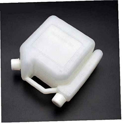 Amoyer 2 Tiempos Botella de Aceite de Mezcla de Gasolina de Combustible 2L Contenedor Tanque 25: 1 50: 1 para Strimmer Motosierra Nuevo