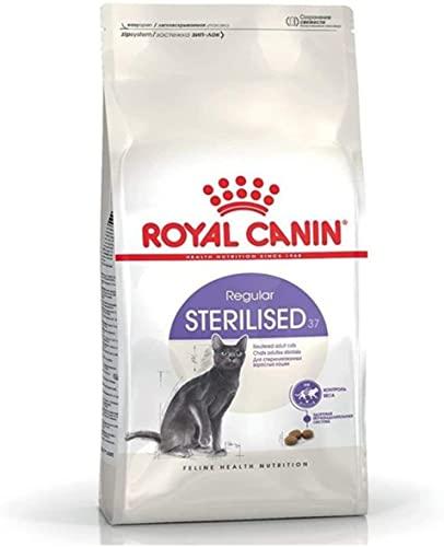 Royal Canin – Crocchette per gatto – Sterilised 37 4 kg