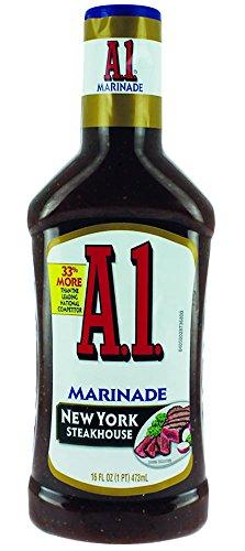 A1 Marinade New York Steakhouse , Steaksoße & Marinade , 473 ml