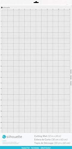 Silhouette Alfombrilla de Corte Cameo (30,5 cm x 70 cm): Amazon.es: Hogar