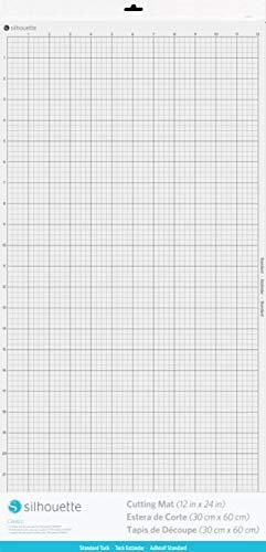 Silhouette America CUT-MAT-24-3T Cameo Cutting Mat, White