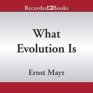 What Evolution Is cover art