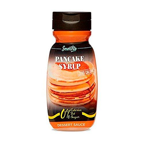 Servivita Sirope 0% (Pancake) 320 ml