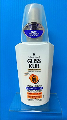 Gliss Kur Spray Deep Repair Night Active 100 ml