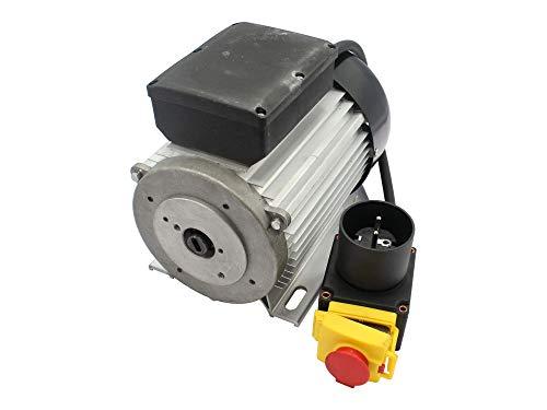 SECURA Elektromotor 230V + Schalter kompatibel mit CMI C-HSP-8/3000 Holzspalter