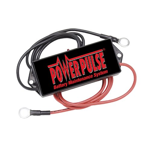 Pulsetech PowerPulse 48-Volt Battery Maintenance System, Black