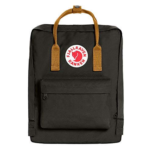 Fjallraven, Kanken Classic Backpack for Everyday, Deep Forest/Acorn
