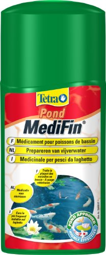 Tetra Pond Medifin, 250Ml- 13014 250 GR