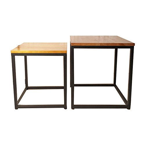C-J-Xin Table Combo, Side Table, Sofa Side Table Bedside Table Coffee Table Set Group Storage | 40-50 Cm Furniture Tables (Size : A)