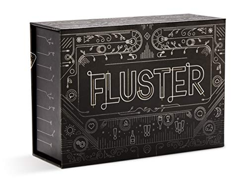 FLUSTER: The Social Card Game That Inspires Thought-Provoking Conversations, Hilarious Stories, and Deeper Connections Between Friends