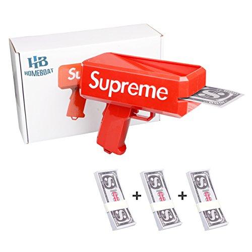 Geld Pistole Spielzeug Pistole &Geldpistole, Spritzpistole spucken Geld Spoof Spielzeug für Ihre Kinder oder Freunde