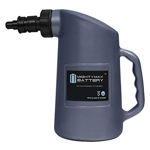 Golf Cart / Deep Cycle Battery Jug Water Filler Bottle w/ Auto Shut Off