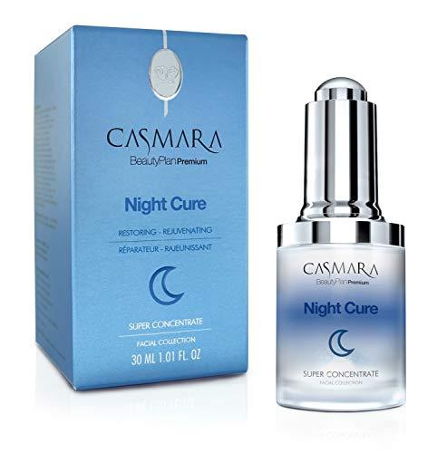 Casmara, Réparateur rajeunissant nocturne (Night Cure) 30 ml