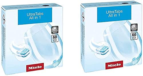 ミーレ 食器洗い機用タブレッド洗剤 60粒 x 2箱
