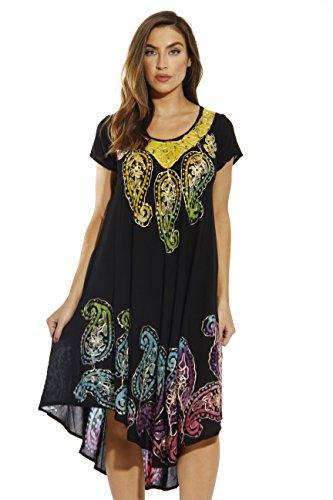Riviera Sun Dress Dresses for Women 20469-NEW-BM-L