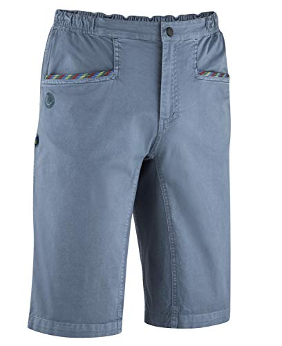 EDELRID Herren Monkee Shorts, Stone Blue, M