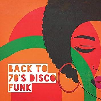 Back to 70's Disco Funk