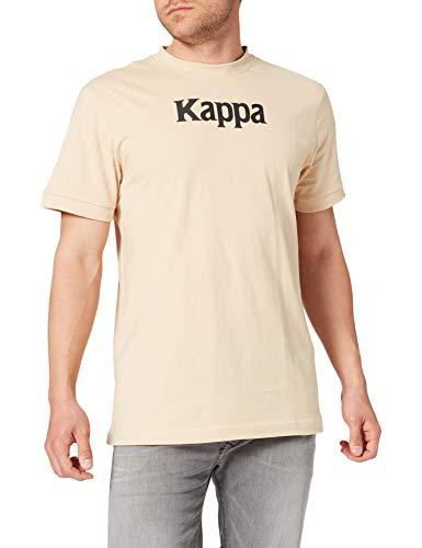 Kappa DAFFON Camiseta, Unisex, Rojo, L