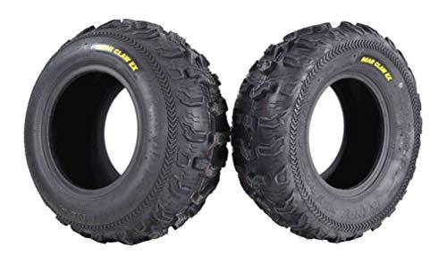Kenda Bear Claw EX 25x10-12 Rear ATV 6 PLY Tires Bearclaw 25x10x12-2 Pack