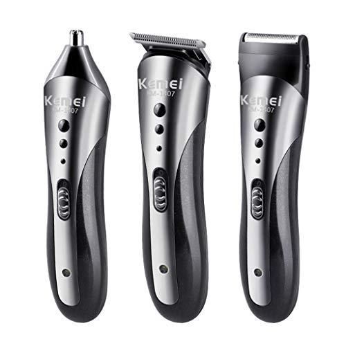 Electric Hair Clipper Multifunctional Suit Hairdressing Scissors Head Hair Cutting Hair Clipper 20ml