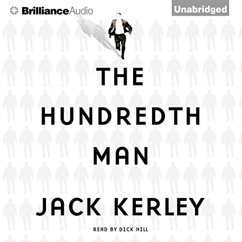The Hundredth Man audiobook cover art
