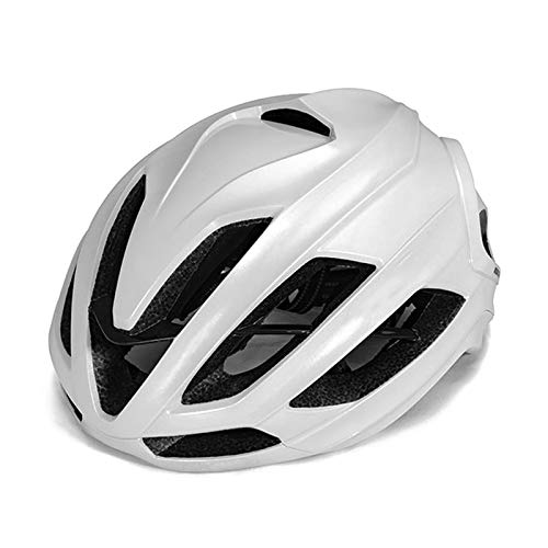 ZFF Erwachsener Fahrradhelm Radfahrenhelm - eingebauter Kiel Fahrrad Reiten Helm Männlich Rennrad Bike Mountainbike Helm Radmütze Weibliche Outdoor-Ausrüstung Stilvoll und praktisch (Color : 02)