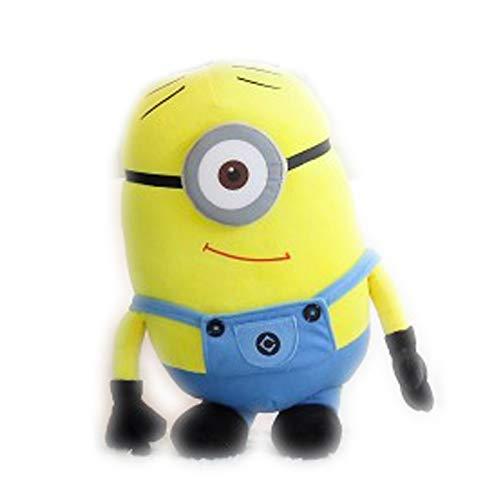 JIAL Homedecor Stofftier Kawaii Minions Kleine gelbe Mann-Plüsch-Spielzeug for Kinder Kuscheltiere Kinder Puppe Kissen-Geburtstags-Party Weihnachten Chongxiang