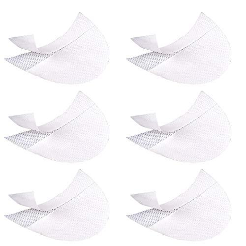 Lidschattenschild 200 Stück Weiß Lidschatten Schild Pads Klebstoff unter Augen Lidschatten Pads...