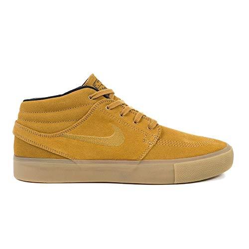 Nike SB Zoom Janoski Mid RM AT7324 - Zapatillas para hombre, Beige (Wheat/Wheat-black), 42.5 EU