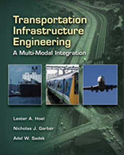 Transportation Infrastructure Engineering: A Multimodal...