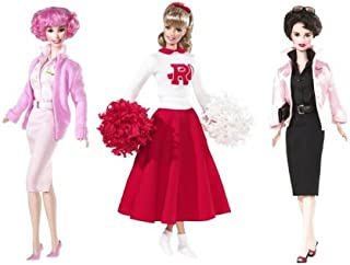 Barbie Set of 3 Grease Girls: Sandy, Frency, and Rizzo
